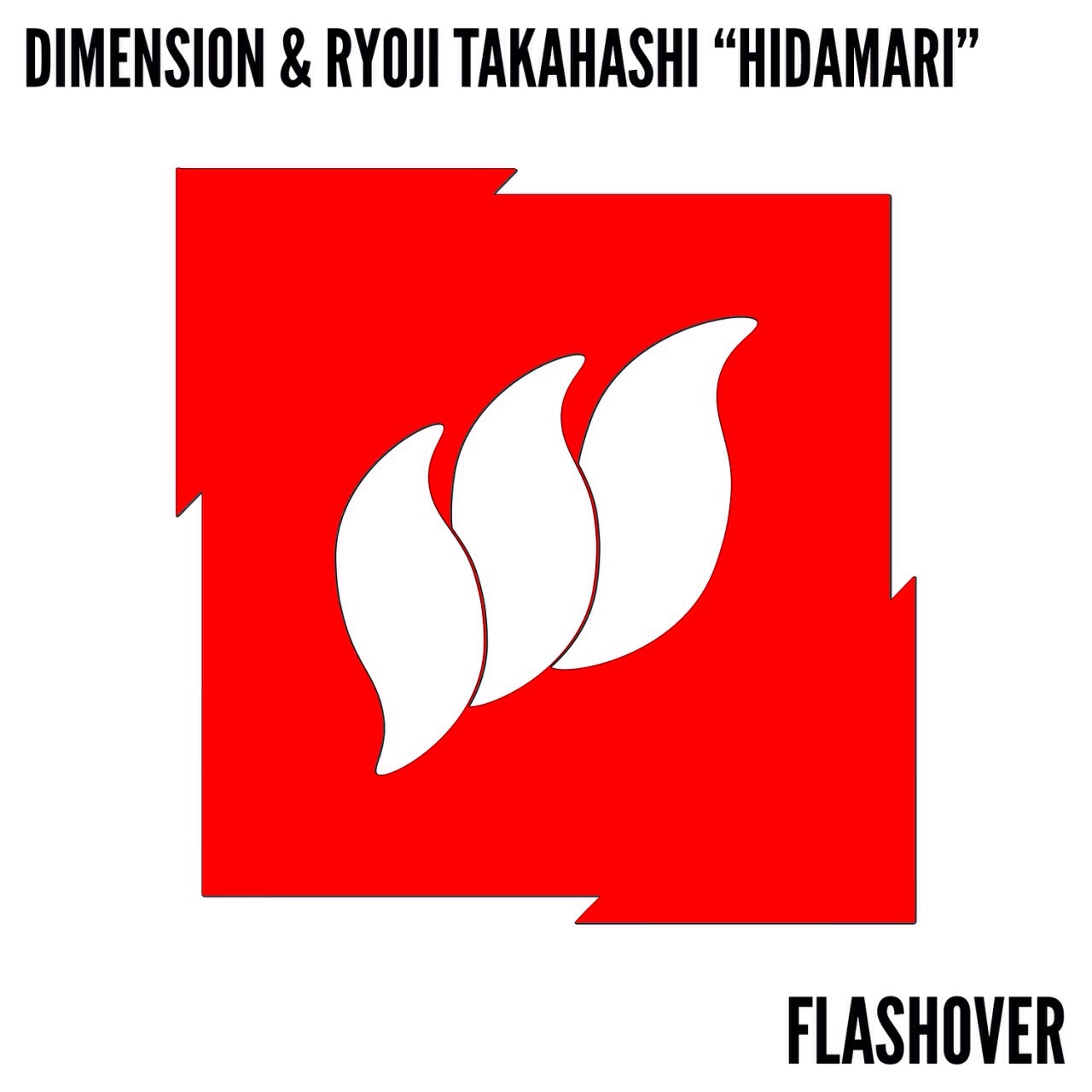 Dimension & Ryoji Takahashi – Hidamari (Flashover Recorings)
